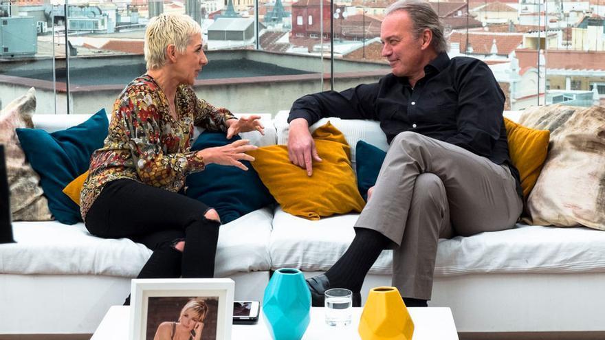 Bertín cambia de día con Ana Torroja, frente al final de Me cambio de década
