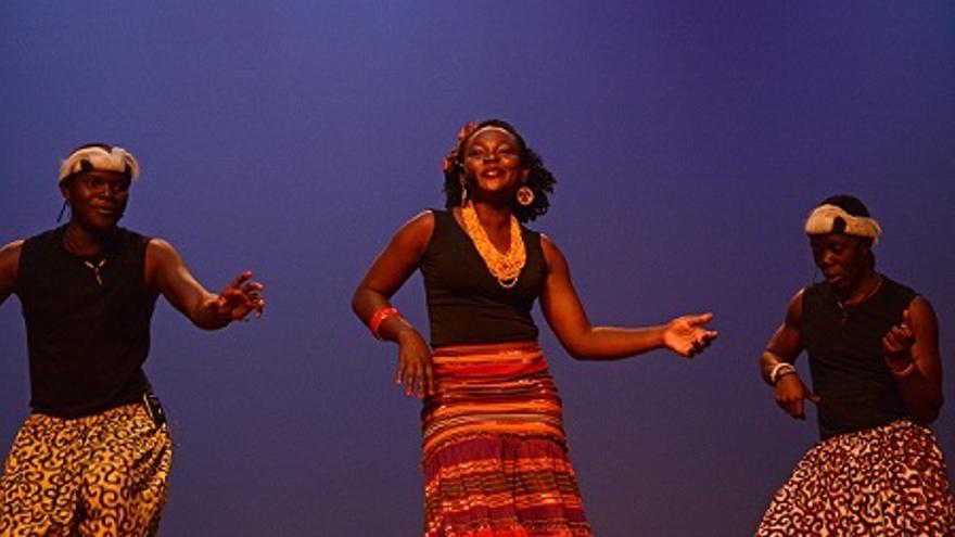 El grupo Aba Taano en una de sus actuaciones | Foto: Aba Taano