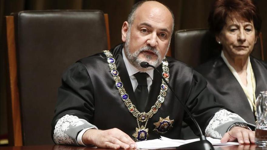 El Parlament envía la recusación del presidente del TC y de otro magistrado