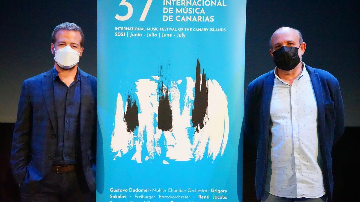 Presentación del 37 Festival Internacional de Música de Canarias