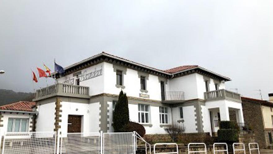 Ayuntamiento de Yesa, Navarra.