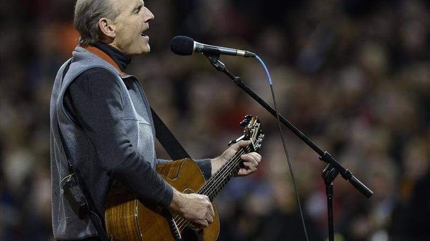 James Taylor cierra esta noche su gira por España con un concierto en Madrid