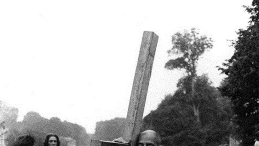 La vía Láctea, rodada por Luis Buñuel en 1969.   Greenwich Film Production - Paris-Fraia Film