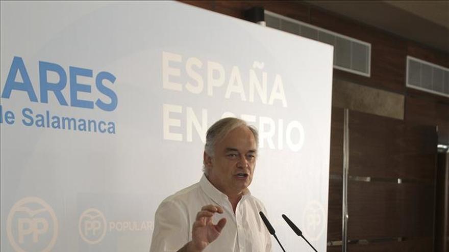 """González Pons alerta de que """"votar populistas siempre tiene consecuencias"""""""