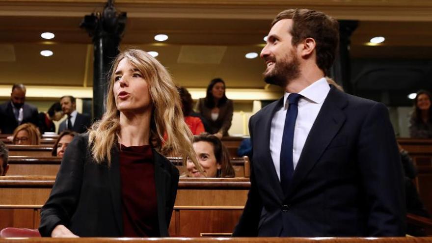 """Casado lamenta """"victimismo"""" de Vox y le reprocha impedir pacto en el Congreso"""