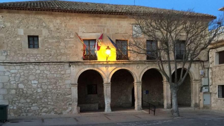 Ayuntamiento de La Alberca FOTO: Las Noticias de Cuenca