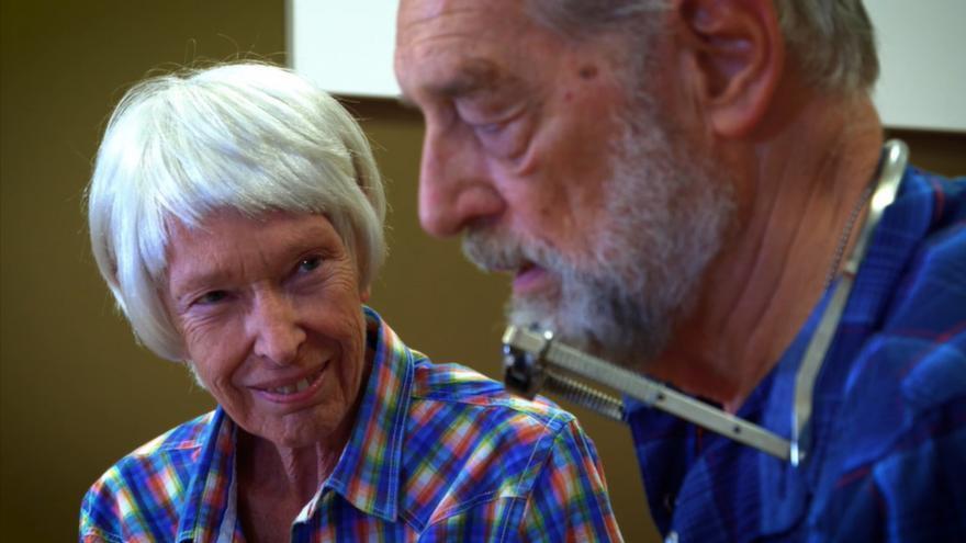 Judy Clericuzio y Jack Jamison | Imagen: JUANJO CASTRO