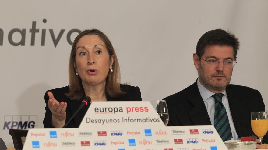 Una treintena de diputados, entre ellos Pastor y Catalá, han formalizado ya los trámites para acceder al escaño