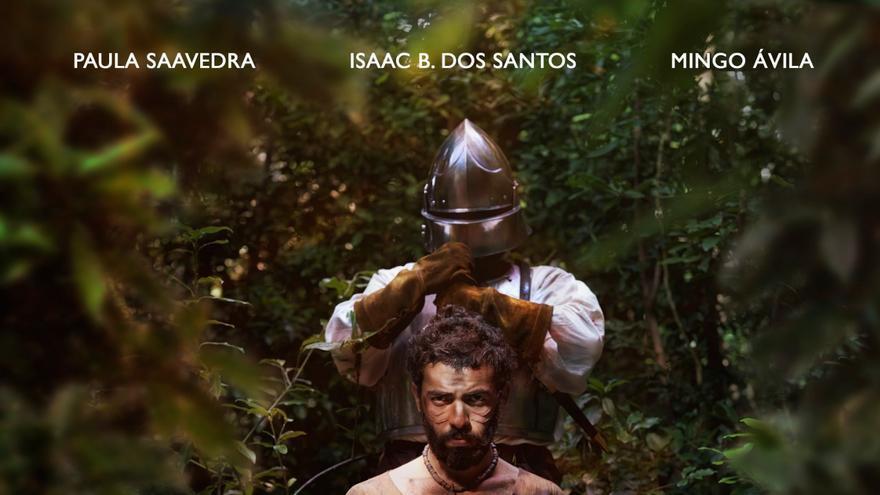Cartel del cortometraje 'Los ojos de la tierra'.