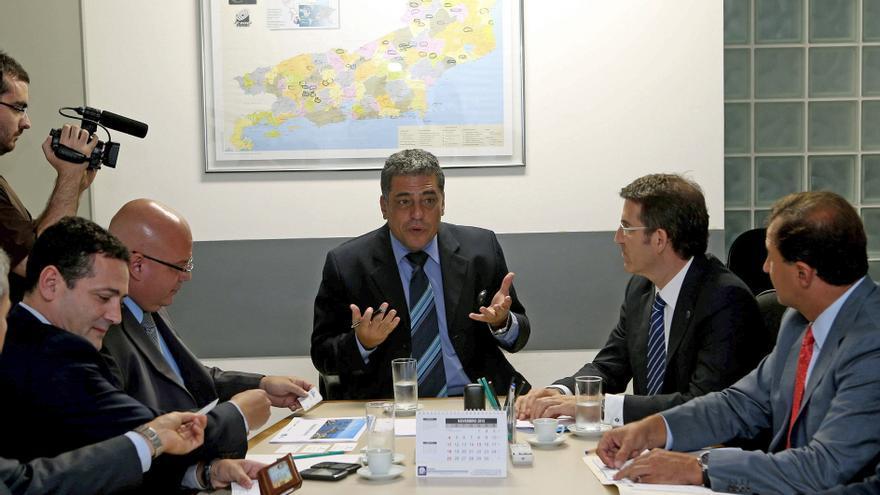 N ez feij o dice que la oficina en brasil es la m s for Oficina xunta de galicia