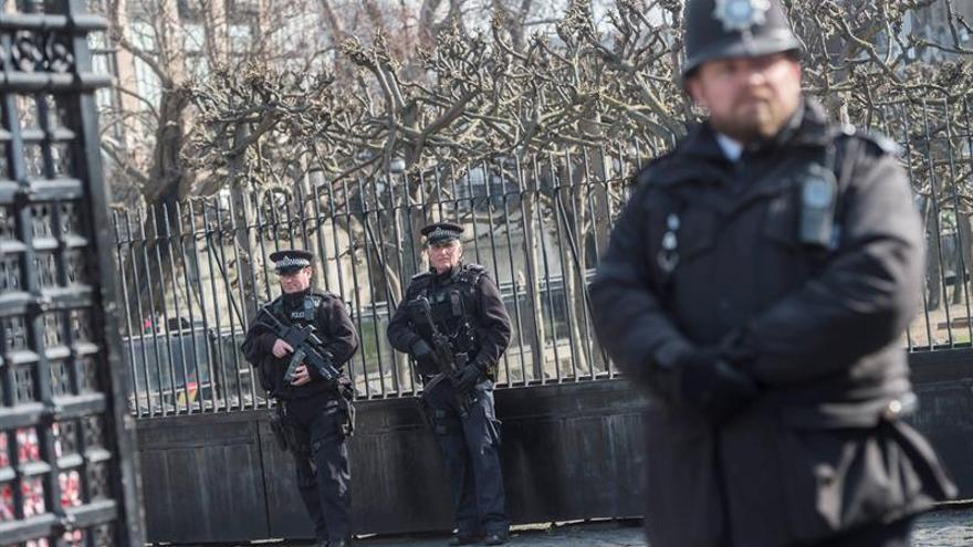 Un detenido tras cinco ataques con una sustancia corrosiva