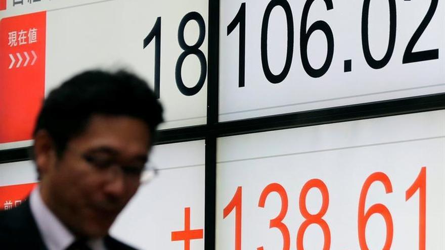 La Bolsa de Tokio abre con un descenso del 0,48 por ciento