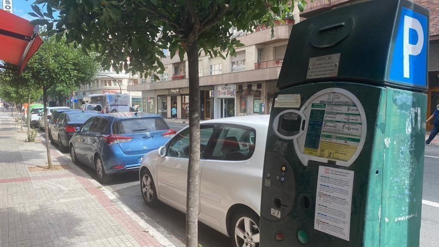 Máquina de la OTA en Vitoria