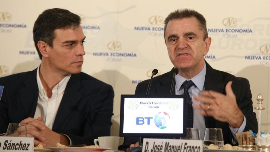Sánchez respalda a Franco tras la polémica por una posible candidatura conjunta de la izquierda a la Alcaldía de Madrid