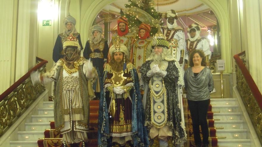 Los Reyes Magos rendirán homenaje al pasado industrial de Bilbao en su cabalgata del domingo