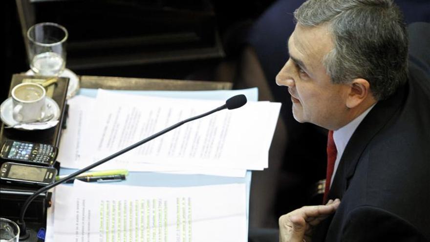 La oposición argentina recurrirá ante la justicia la reforma judicial