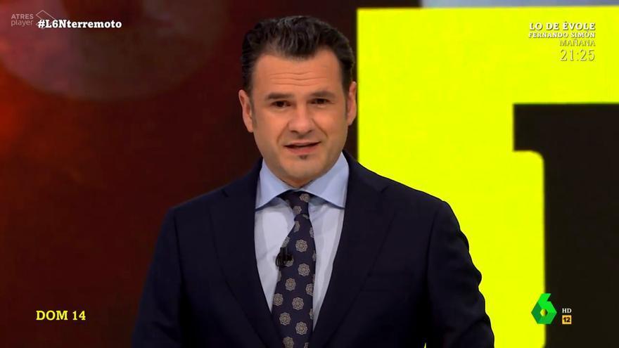 Iñaki López en 'laSexta Noche'