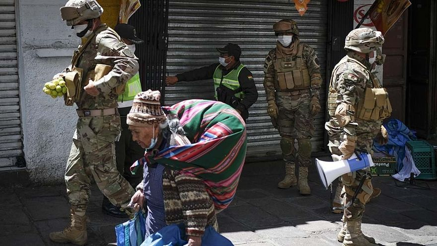 Bolivia cierra fronteras con Brasil por temor a las nuevas cepas