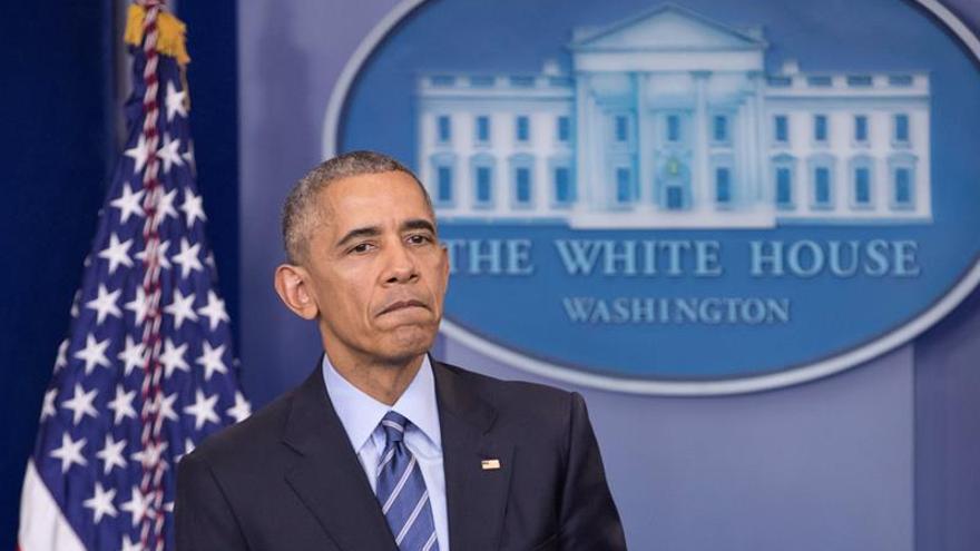"""Obama a las tropas: """"Ser comandante en jefe ha sido el privilegio de mi vida"""""""