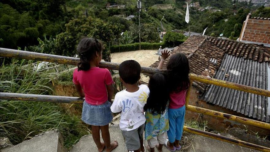 Víctimas del reclutamiento infantil en Colombia no denuncian por temor