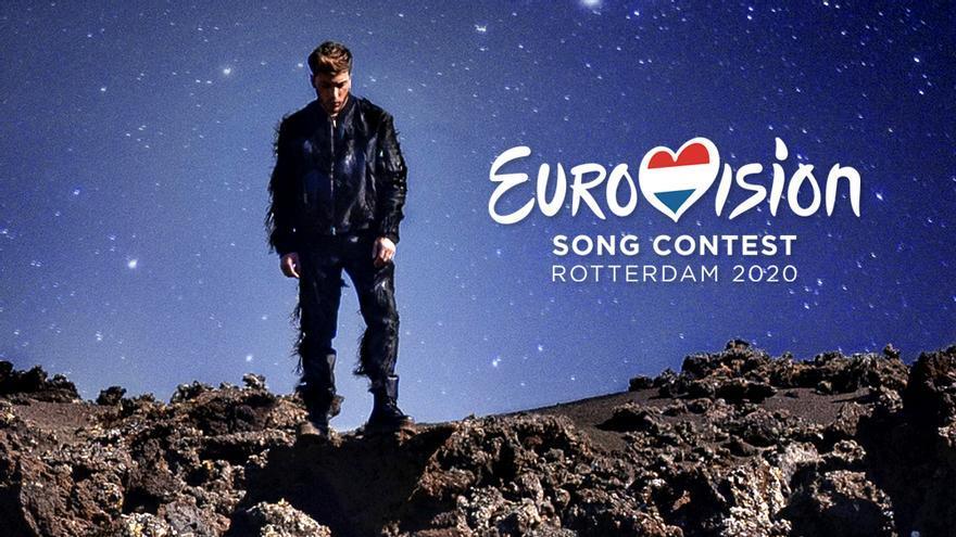 Así suena 'Universo', la canción con la que Blas Cantó representará a España en Eurovisión 2020