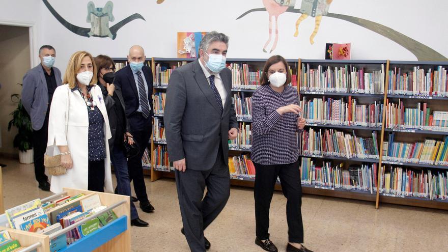 """Remodelación de la biblioteca de Alicante para """"leer frente al Mediterráneo"""""""