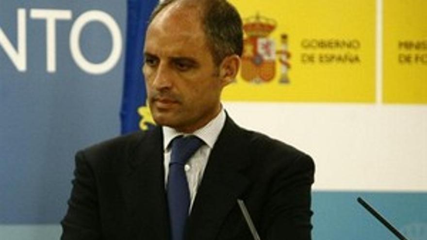 Francisco Camps, presidente de la Generalitat valenciana. (EP)
