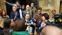 Acciones legales para reponer los carteles de bienvenida en lengua aragonesa en los accesos a Huesca