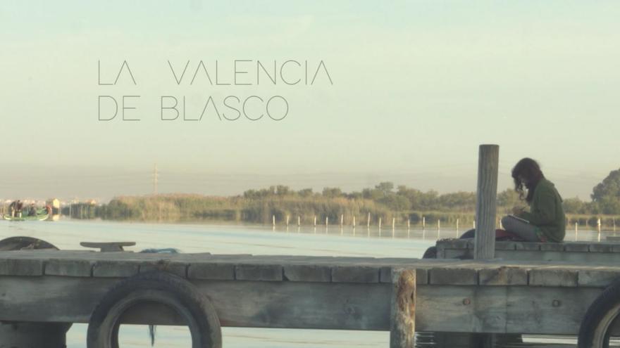 La Valencia de Blasco Ibañez, promoción de la aplicación