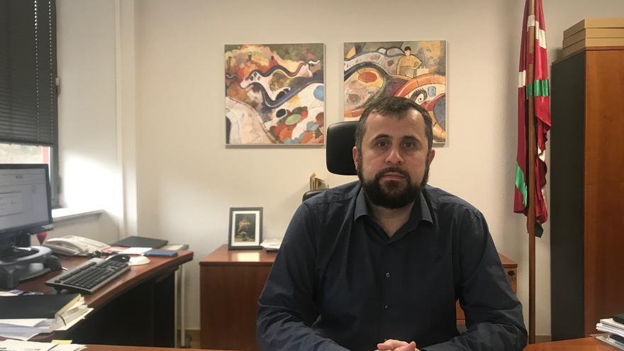 Alberto Alonso, Director General de Osalan- Instituto Vasco de Seguridad y Salud Laborales