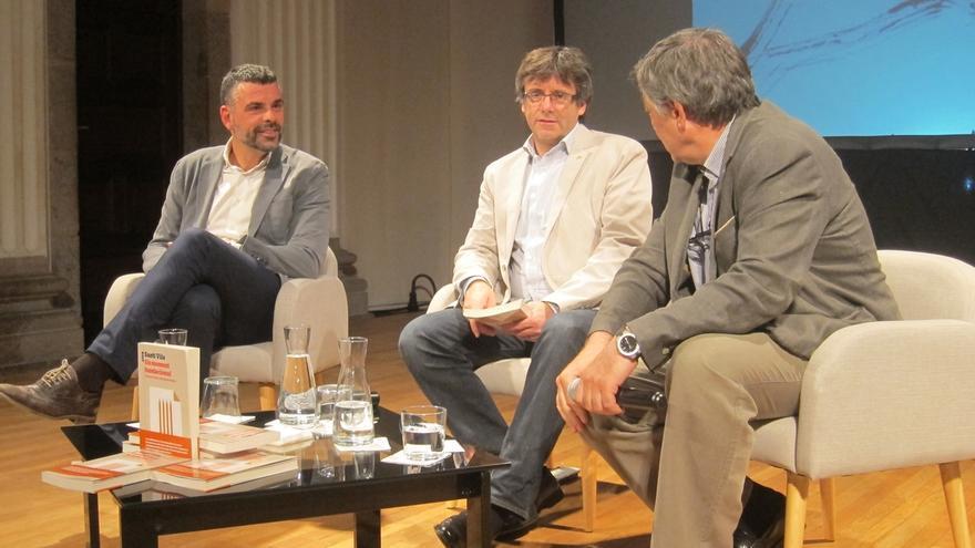"""Puigdemont dice que España no entenderá al independentismo hasta que no lo considere """"actor"""""""