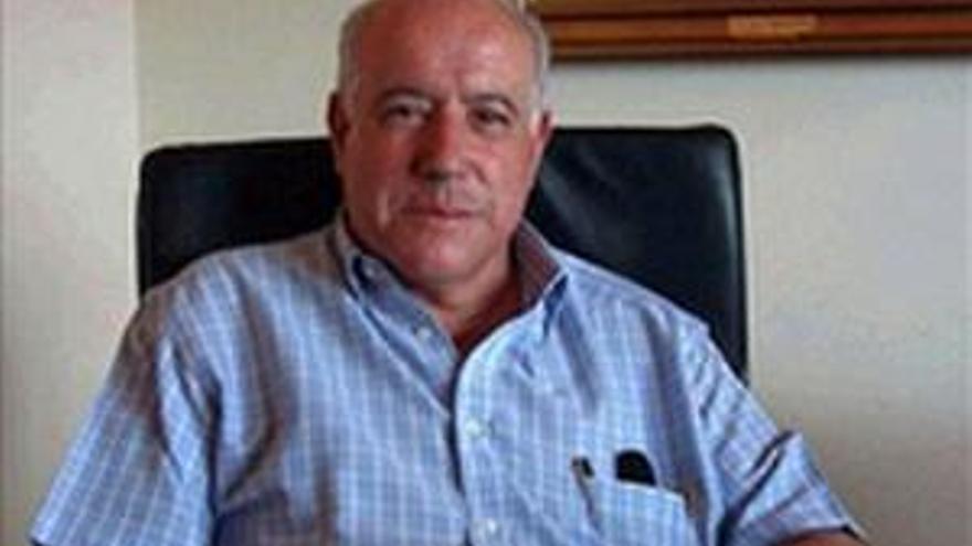 Isaac Valencia, alcalde de La Orotava.