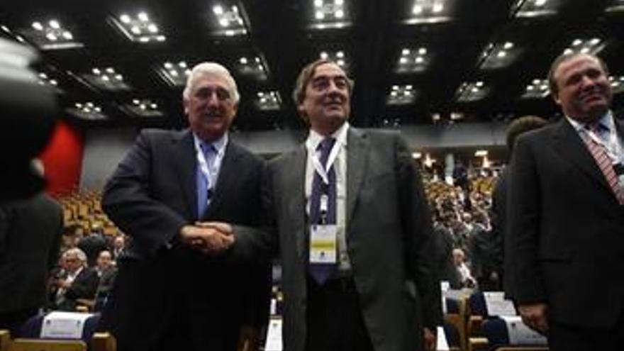 Santiago Herrero y Joan Rosell
