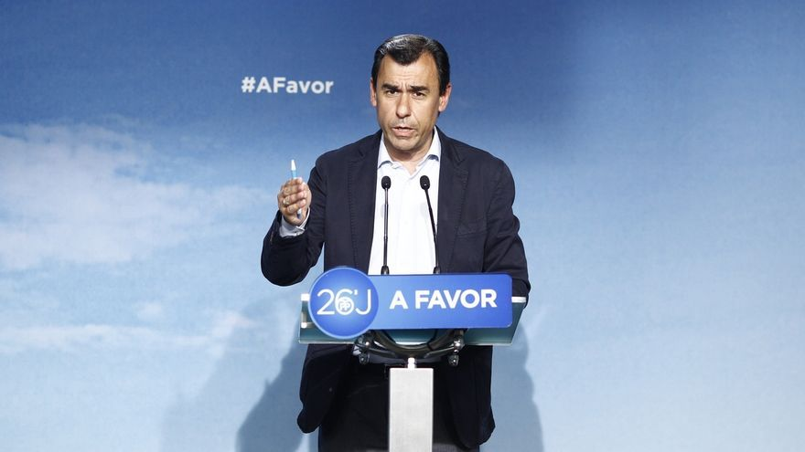 Maillo dice que Seguí ha demostrado que en España sí se dimite, aunque las irregularidades no están contrastadas
