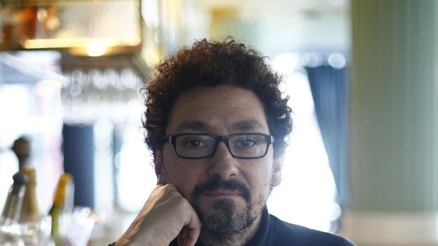 El escritor francés presenta su nueva novela: 'Hacia la belleza'.