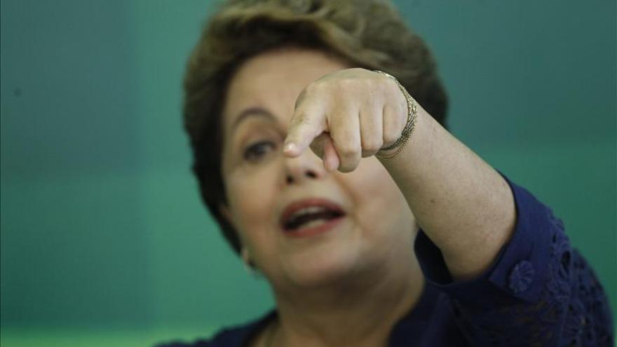 Rousseff se niega a recibir las cartas credenciales del embajador de Indonesia