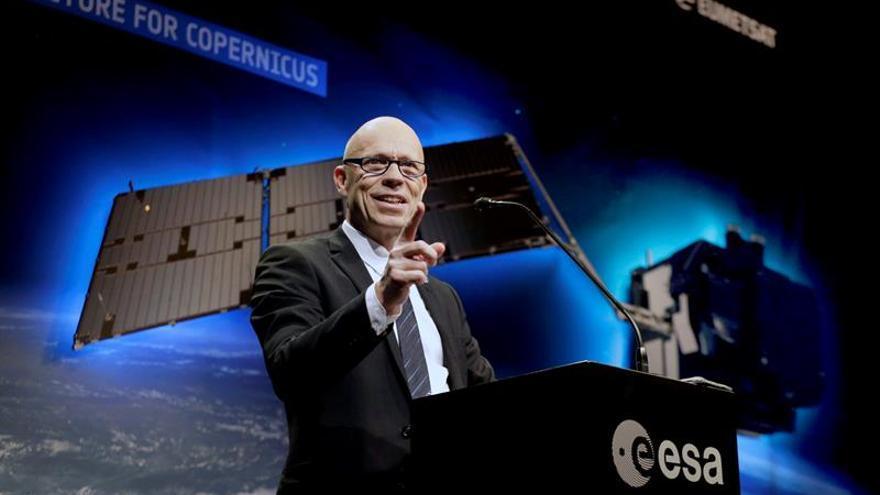 """ESA: """"debería ser de interés global mantener nuestras órbitas limpias"""""""