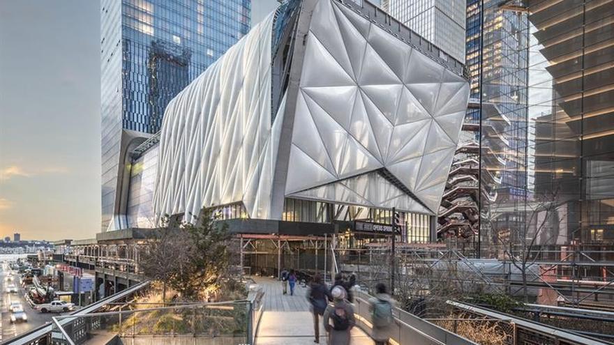 El Shed, un nuevo centro de arte en Nueva York, se inaugurará el 5 de abril