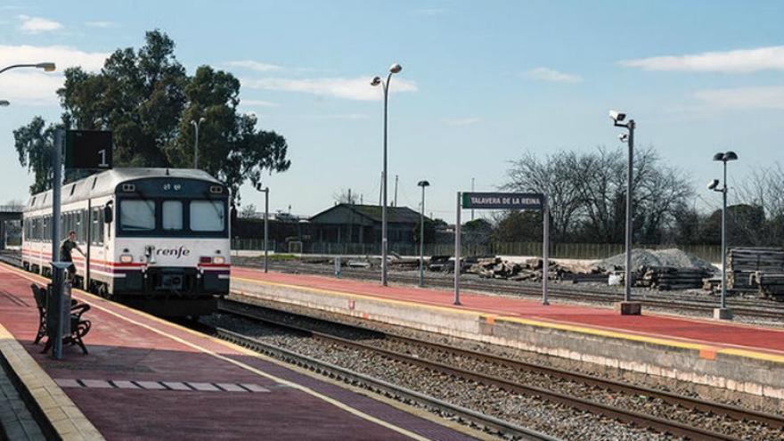 Estación de tren de Talavera de la Reina