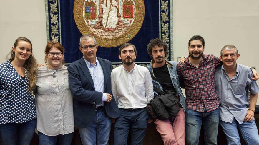 Presentación de eldiarioaragon.es con Ignacio Escolar.