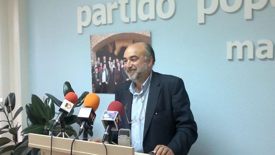 Antonio López de la Manzanara, ex-alcalde de Manzanares (Ciudad Real), 2011-2015 / Foto: Europa Press