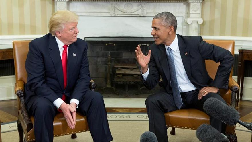 El legado de Obama peligra en manos de Trump
