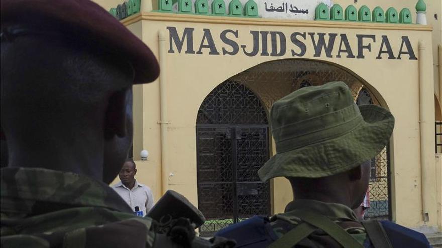 Un centenar de detenidos en otra redada policial en las mezquitas de Kenia