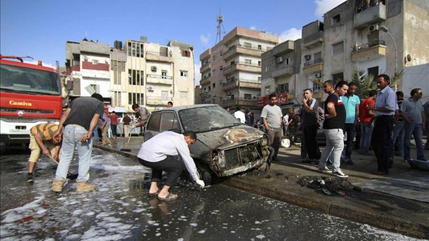 Varios atentados con bomba sacuden Trípoli y Bengasi en las últimas 24 horas