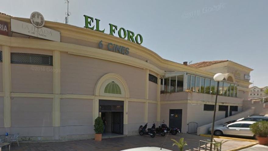 Centro Comercial 'El Foro' de Mérida / google.es/maps
