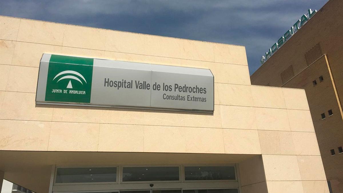 Hospital Valle de los Pedroches en Pozoblanco.