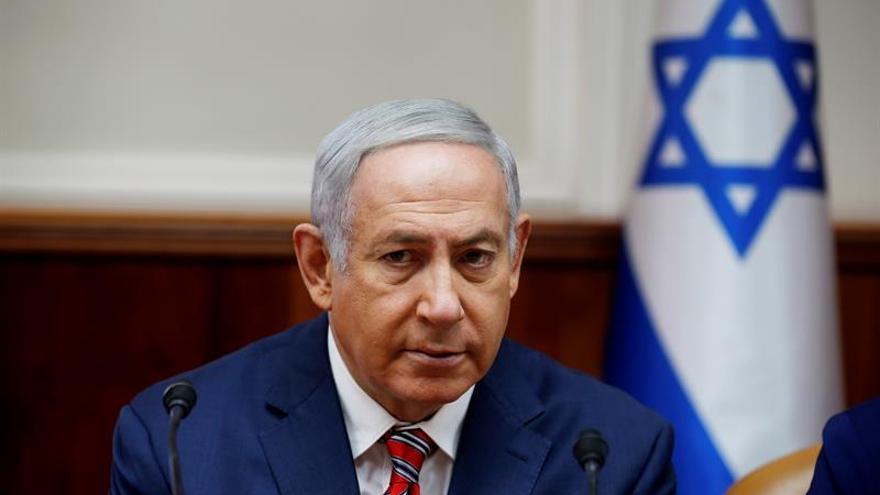 Netanyahu buscará equilibrar la actitud hostil de la UE en la cumbre báltica