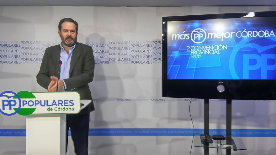 Juanma Moreno, Pablo Casado y José Antonio Nieto clausuran este sábado la II Convención del PP cordobés