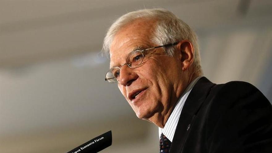 Borrell: no se puede prohibir que Cataluña tenga embajadas en el exterior