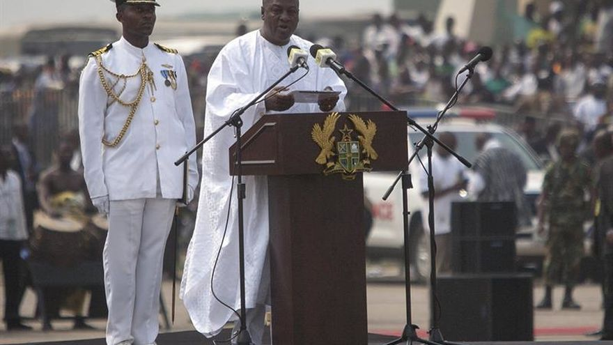 Ghana vota mañana y busca fortalecer un modelo democrático líder en África